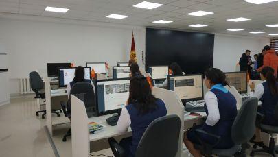 Центр мониторинга ГЧП Безопасный город. Архивное фото