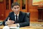 Министр иностранных дел Чынгыз Айдарбеков. Архивное фото