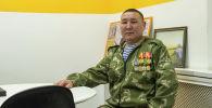 Республикалык Баткен согушунун ардагерлер кеңешинин төрагасынын орун басары Азатбек Байбагышев