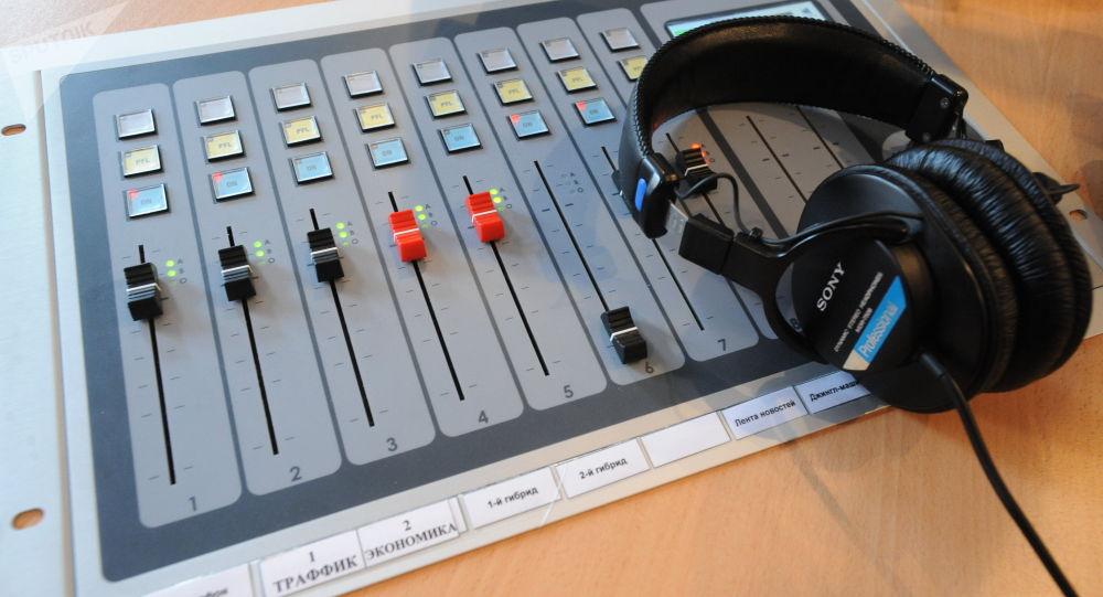 Радиостудия. Архив