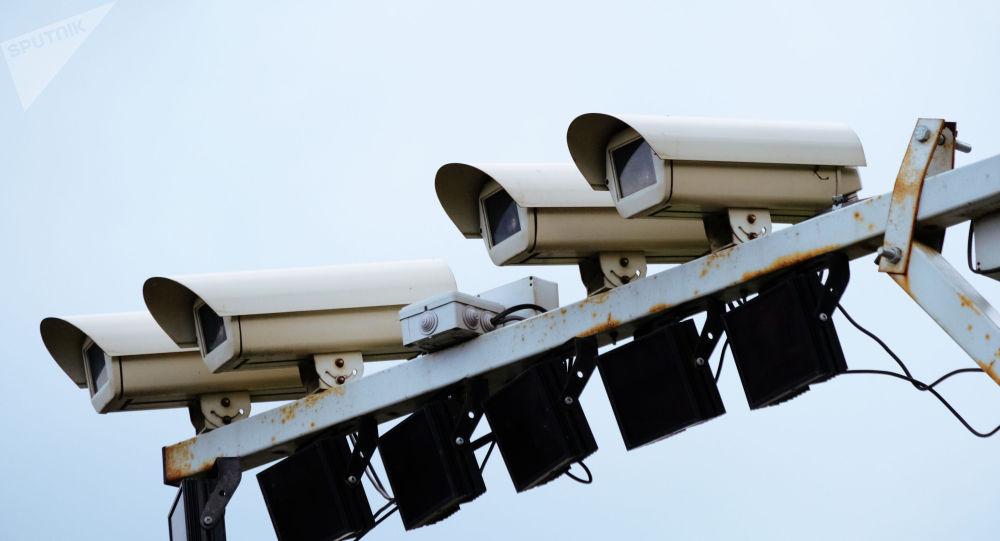 Камеры фиксации нарушений правил дорожного движения. Архивное фото