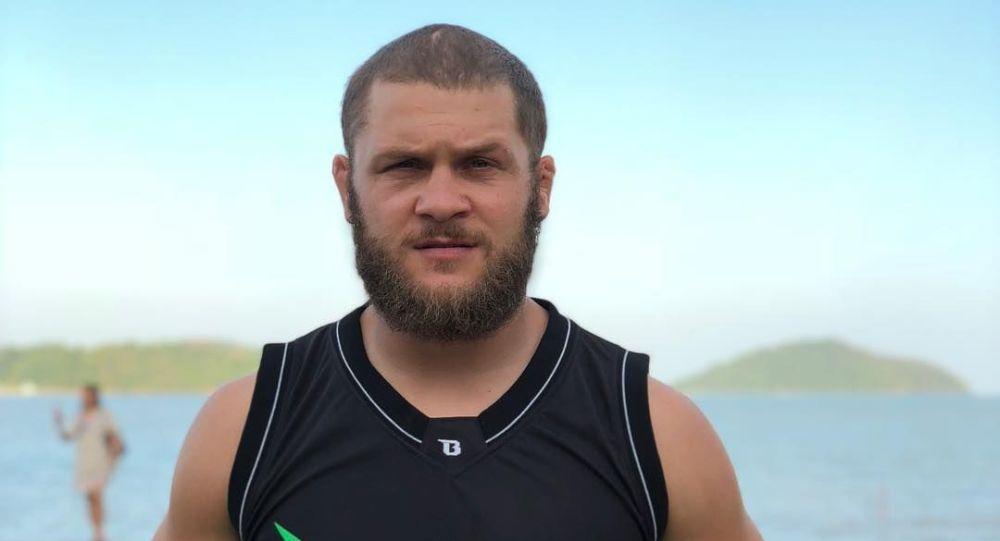 Боец UFC Рафаэль Физиев. Архивное фото