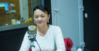 ӨКМдин Бишкек шаары боюнча башкармалыгынын куткаруу кызматынын фельдшер-куткаруучусу Махабат Назарбекова