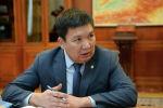 Министр транспорта и дорог Кыргызстана Жанат Бейшенов. Архивное фото