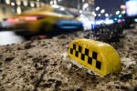 Шашка такси. Архивное фото