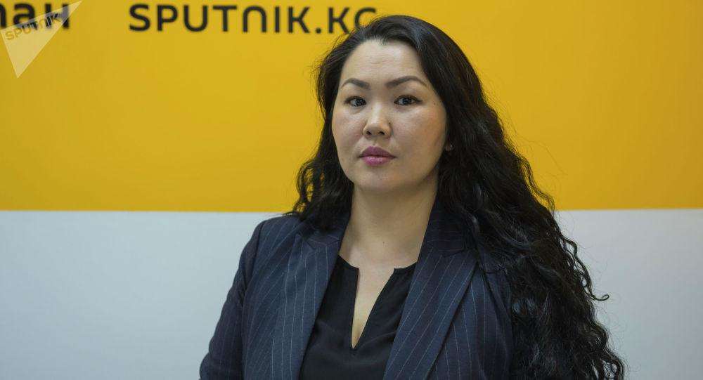 Юрист и основатель фонда Аутизм победим Анара Даниярова