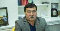 Афган согушунун ардагери, генерал-полковник Абдыгул Чотбаев