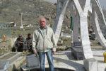 Ветеран войны в Афганистане, известный востоковед, доктор исторических наук, профессор Новосибирского государственного университета Владимир Пластун
