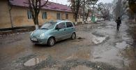 УКС столичной мэрии проводит детальный обход улиц, на которых планируется ремонт