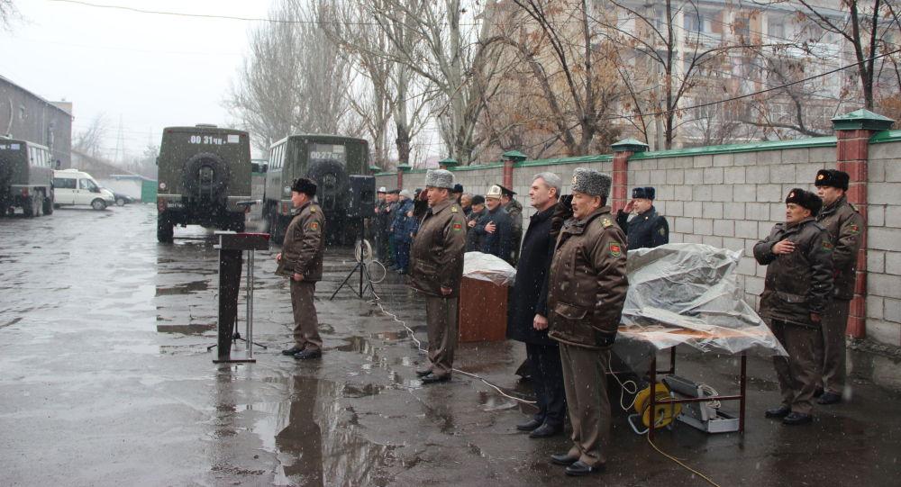 Накануне, 14 февраля, в Государственной пограничной службе КР прошло торжественное мероприятие, посвященное 30-й годовщине со дня официального завершения вывода советских войск из Афганистана