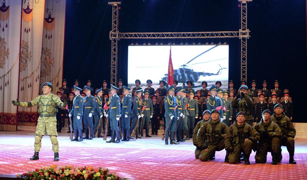 Торжественное собрание, посвященное 30-летию вывода Советских войск из Афганистана