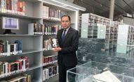Чрезвычайный и Полномочный Посол Кыргызской Республики в Государстве Катар Нуран Ниязалиев. Архивное фото