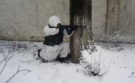 На территории Объединенной российской авиационной базы ОДКБ Кант прошли учения антитеррористических подразделений сприменением холостых патронов, взрывпакетов идымовых шашек