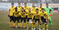 Архивное фото футболистов Ошского клуба Алай
