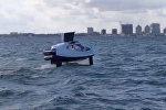 Создано такси, способное летать над водой — видео из Майами