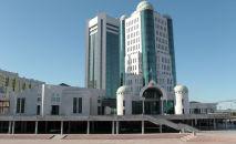 Административное здание Дома Правительства Республики Казахстан. Архивное фото
