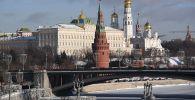 Московский Кремль. . Архивное фото