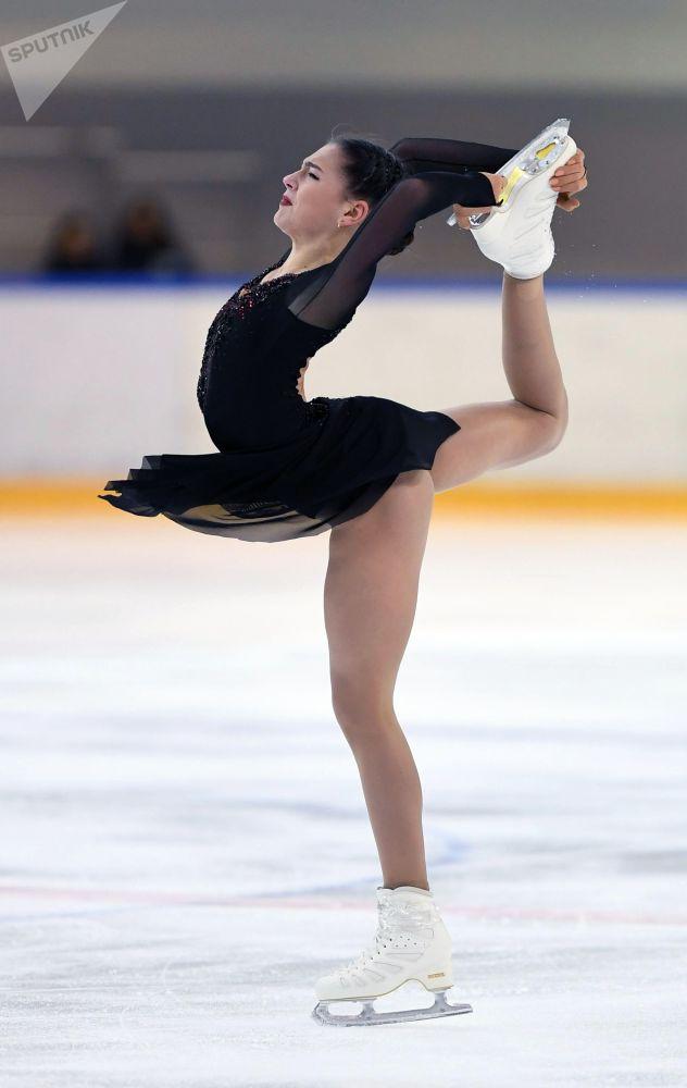 Выступление Станиславы Константиновой