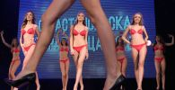 Участницы конкурса Севастопольская красавица 2019