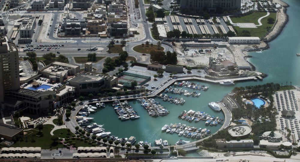 Город Абу-Даби. ОАЭ