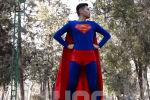 Это не первый случай, когда в Бишкеке замечают супергероев, но этот боролся за соблюдение порядка в городе.