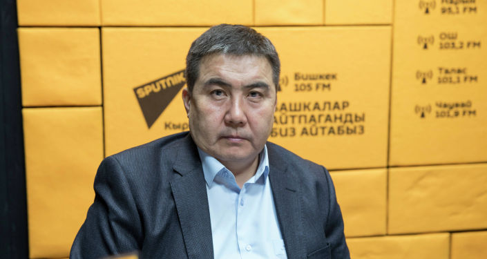 Мамлекеттик салык кызматынын декларациялоо, салыктар жана төлөмдөр башкармалыгынын башчысы Мукай Нусупбеков