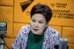 Экспорт жана импорт ассоциациясынын президенти Ленара Ниязбекова