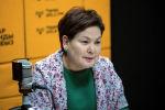 Председатель ассоциации экспортеров и импортеров Кыргызлэнд Ленара Ниязбекова. Архивное фото