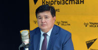 Биотүрдүүлүктү коргоо жана өзгөчө корголчу жаратылыш аймактары департаментинин жетекчиси Алмаз Мусаев