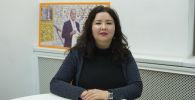 Режиссер-документалист, Кыргызстан аял-режиссерлорунун III кинофорумунун директору Асел Жураева