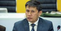 Мамлекеттик айлана-чөйрөнү коргоо жана токой чарбасы агенттигинин директорунун орун басары Арсен Рыспеков