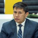 Заместитель директора Госагентства охраны окружающей среды и лесного хозяйства Арсен Рыспеков