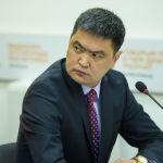 Аким Иссык-Кульского района Данир Иманалиев