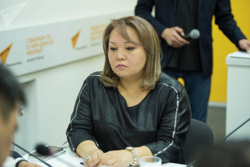 Председатель комитета Международного делового совета по устойчивому развитию и корпоративной социальной ответственности Асель Арстанбекова