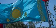 Казахстандын желеги. Архив