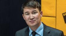 ЖИА бизнес-ассоциациясынын аткаруучу директору Фархат Пакыров. Архив