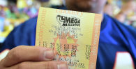 Розыгрыш джекпота лотереи Mega Millions в США. Архивное фото