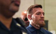 Ирландиянын UFC мушкери Конор Макгрегор. Архивдик сүрөт