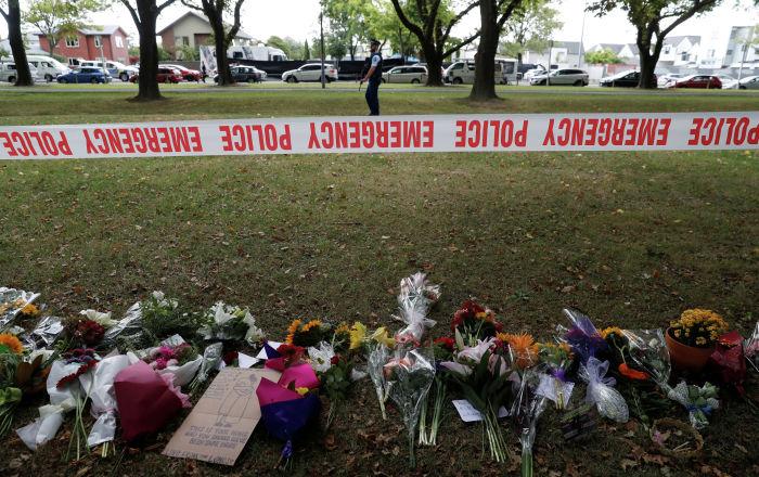 Расстрел в мечети в Новой Зеландии