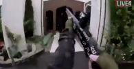Крайстчерч шаарынын мечиттердеги терактынын видеосу