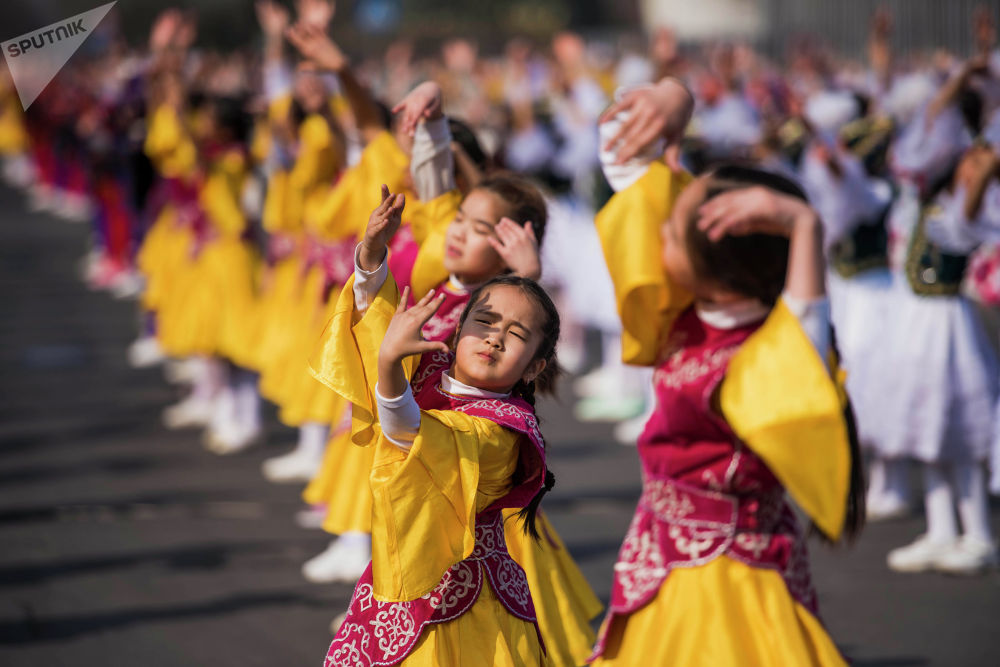 Бүгүн Бишкек шаарында аба ырайы ачык болду