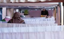 Осужденная в женской исправительной колонии №2 в селе Степное