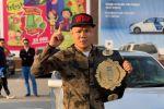 Кыргызстандык мушкер Канат Келдибеков. Архив