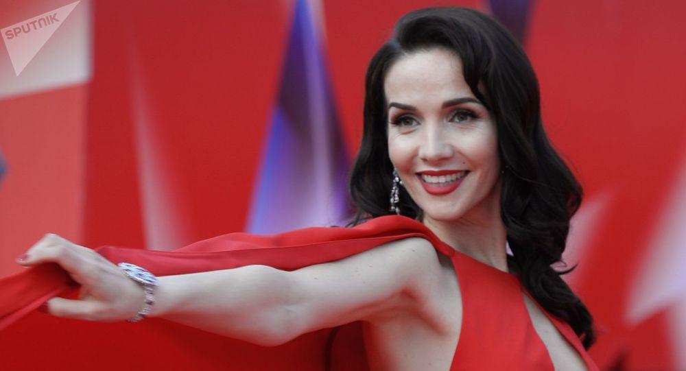 Актриса и певица Наталья Орейро. Архивное фото