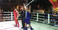 Жаза аткаруу боюнча мамлекеттик кызматтын тиш дарыгери Никита Цой муай тай боксу (WMF) боюнча өткөн Бангкоктогу таймашта үч жолку чемпион болду
