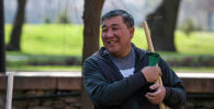 Жогорку Кеңештин депутаты Рыскелди Момбеков. Архивное фото