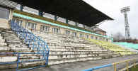 Ош шаарындагы Акматбек Сүйүмбаев атындагы стадион толугу менен оңдолуп жатат
