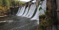 Малая гидроэлектростанция. Архивное фото
