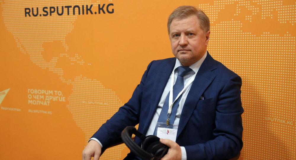 Генеральный директор Института евразийского экономического сотрудничества Владимир Лепехин. Архивное фото
