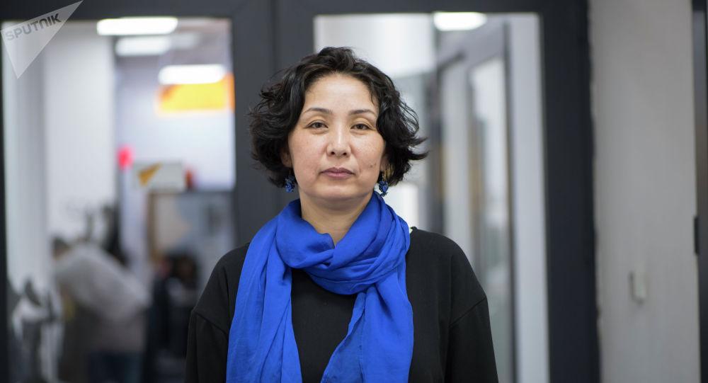 Главный специалист по администрированию Общереспубликанского тестирования Мээрим Кадырова